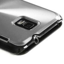 For Samsung Focus S i937 METAL Cosmo HARD Case Snap On Phone Cover Silver