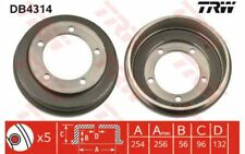 TRW Juego de 2 tambores frenos FORD TRANSIT AUSTRALIA DB4314
