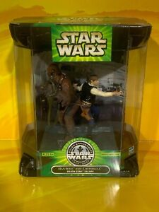Star Wars - Silver Anniversary - Han Solo & Chewbacca Death Star Escape