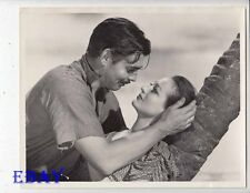 Clark Gable Joan Crawford VINTAGE Photo Strange Cargo
