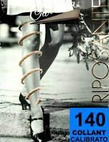 Collant donna Elly 140 calibrato compressione forte mmHg 18/22 varici art CR2117