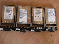 IBM eServer xSeries IBM FRU: 32P0731 90P1306 146Gb 146.8GB 10K Ultra320 SCSI HDD
