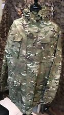British Army Issue MTP Camouflage Windproof S95 Cut Combat Smock With Panels