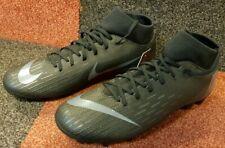 Nike Superfly 6 Academy FG/MG Gr 44,5 SCHWARZ/GRAU  NEU Fußballschuhe