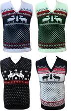 Rentier Damen-Pullover aus Acryl