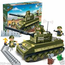 Banbao building blocks Centurion Tank new sealed in box {330 pieces}