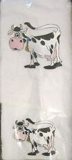 MAD COW  HAND TOWEL & FACE WASHER SET - BRAND NEW