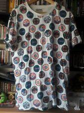 Converse Cons T Shirt 1990s/skate/britpop/ska/punk/pennywise/rancid/nofx/afi