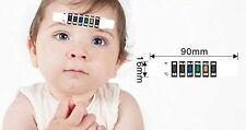 Thermomètre Ployable tête front corps Sécurité Pour Bébé enfant Facile Utiliser