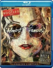 Almost Famous (Directors Edition, Bootleg Cut) BLU-RAY NEW