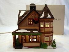 Dept 56 New England Village Series Thomas T. Julian House 56570 Mint