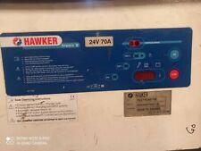More details for battery charger for forklift hawker 24v 70 a single phase