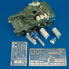 Royal Model 1/35 M3A1 Stuart Tank Update Set (for Academy 1398) [Resin + PE] 331