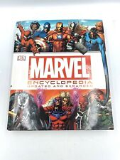 MARVEL Encyclopedia Updated and Expanded, HARDCOVER Comic Graphic Paperback 2016