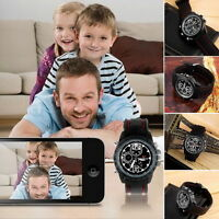 HD 1280*960 Spy Wrist 8GB DV Watch Video Hidden Camera DVR Waterproof Camcorder#