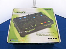 DJ-Tech MIX101 USB MIDI CONTROLLER