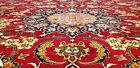 """Gallery Size Antique 1930-1940's Wool Pile Natural Dye Armenian Rug 9'3""""×13'8"""""""