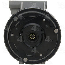 New A/C Aftermarket Compressor And Clutch 58992