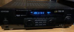 Kenwood VR 507 5.1 Channel 500 Watt Receiver