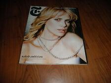 "New York Times Style Magazine-CHARLIZE THERON ""Naked Ambition""-2008"
