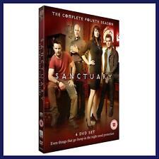 SANCTUARY - COMPLETE SEASON 4 - FOURTH SEASON *BRAND NEW DVD **