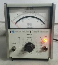 Hp 400e Ac Voltmeter