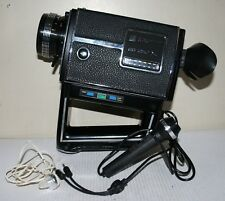GAF SS 250 XL Super 8 Synchronized Sound - Super 8mm Movie / Film Camera & Case