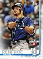 2019 Topps Opening Day #175 Hunter Renfroe San Diego Padres Baseball Card