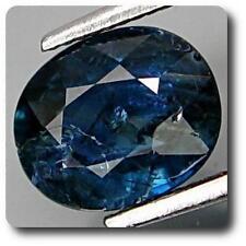 Saphir Blau 1.34 Cts. Si Nicht Erhitzt Afrika. mit Echtheitszertifikat