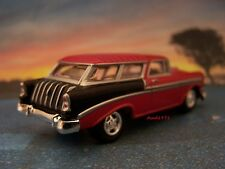1956 56 CHEVY BEL AIR NOMAD V-8 SPORT WAGON 1/64 COLLECTIBLE MODEL - DIORAMA