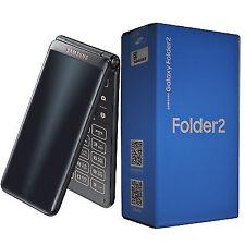 SAMSUNG Galaxy Folder 2 (G1650 16GB 4G LTE) Black