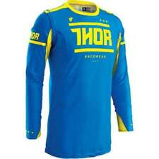 Maillots de cross jaunes Thor