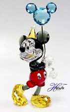 MICKEY MOUSE CELEBRATION DISNEY CHARACTER 2018 SWAROVSKI CRYSTAL  5376416