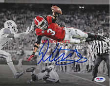 Todd Gurley Signed 8x10 Georgia Bulldogs Autographed Photo Reprint