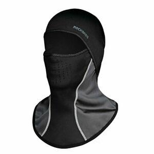 ROCKBROS Winter Fleece Hat Warm Windproof Headgear Outdoor Sports Cycling Cap