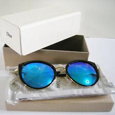 7cbc802d3d09 Christian DIOR Sunglasses Blue Mirrored Lenses 2121 size 55 [] 17 145 C-1