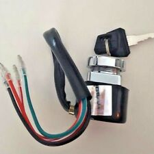 High Quality 6 -12volt ignition switch honda 4 wire