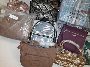LOT of 15 Hand Party bags Shoulder Bags Crossbody Bag Tote BAg More