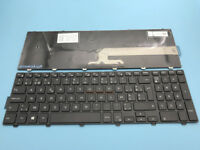 For Dell Inspiron 17-5000 5748 5749 5758 5759 Azerty Belgium Keyboard No Backlit