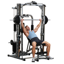 PSM1442XS Powerline Smith Machine Package by Body-Solid