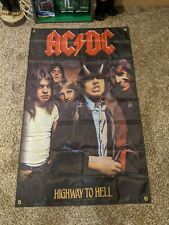 AC/DC FLAG 3'x5' huge