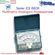 MULTIMETRO TESTER ANALOGICO 680R ICE ORIGINALE