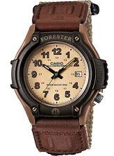 Casio FT500WC-5BV Men's Forester Analog Illuminator Analog Sports Watch