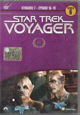 STAR TREK VOYAGER - STAGIONE 7 - DISCO 5 - DVD (NUOVO SIGILLATO) EDITORIALE SLIM