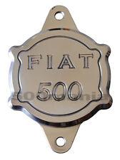 Tappo carter aria filettato per termostato - Fiat 500 F/L/R/126 - logo Fiat
