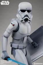 Star Wars Custom 3.75 peint résine nœud Vill Appo Clone épaule épaulière