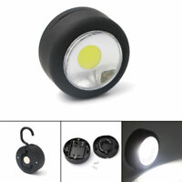 COB LED Hanging Inspection Working Outdoor Camping Light Lamp+Hook and Magnet