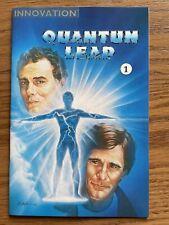 Quantum Leap #1. Innovation Comics 1991