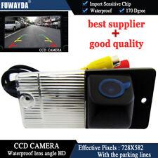 Waterproof CCD Reversing Rear View Parking Camera for KIA Sorento Sportage