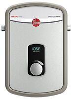 Rheem 240V Electric Tankless Water Heater RTEX13 New